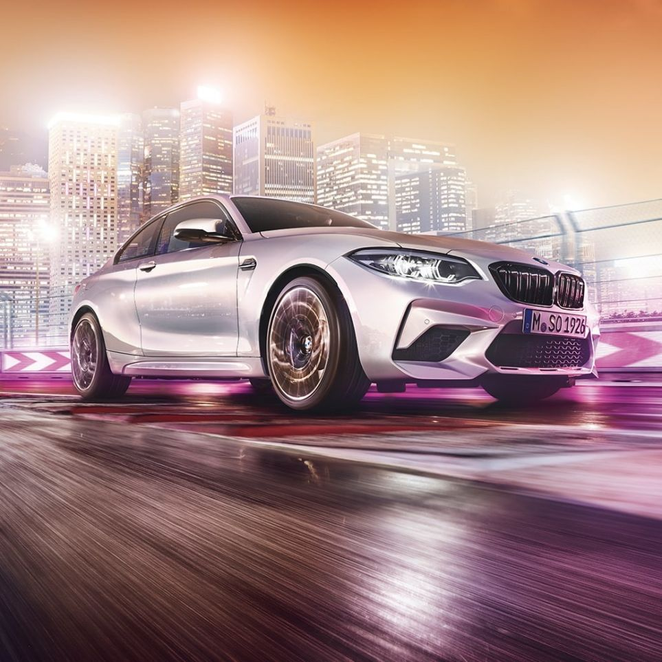 BMW M2 Coupé : Highlights