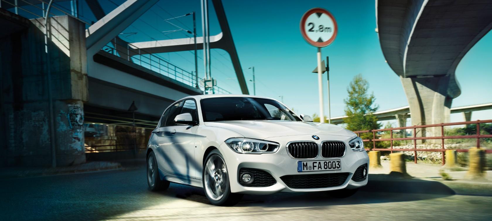 InstantStatusUpdate. The BMW 1