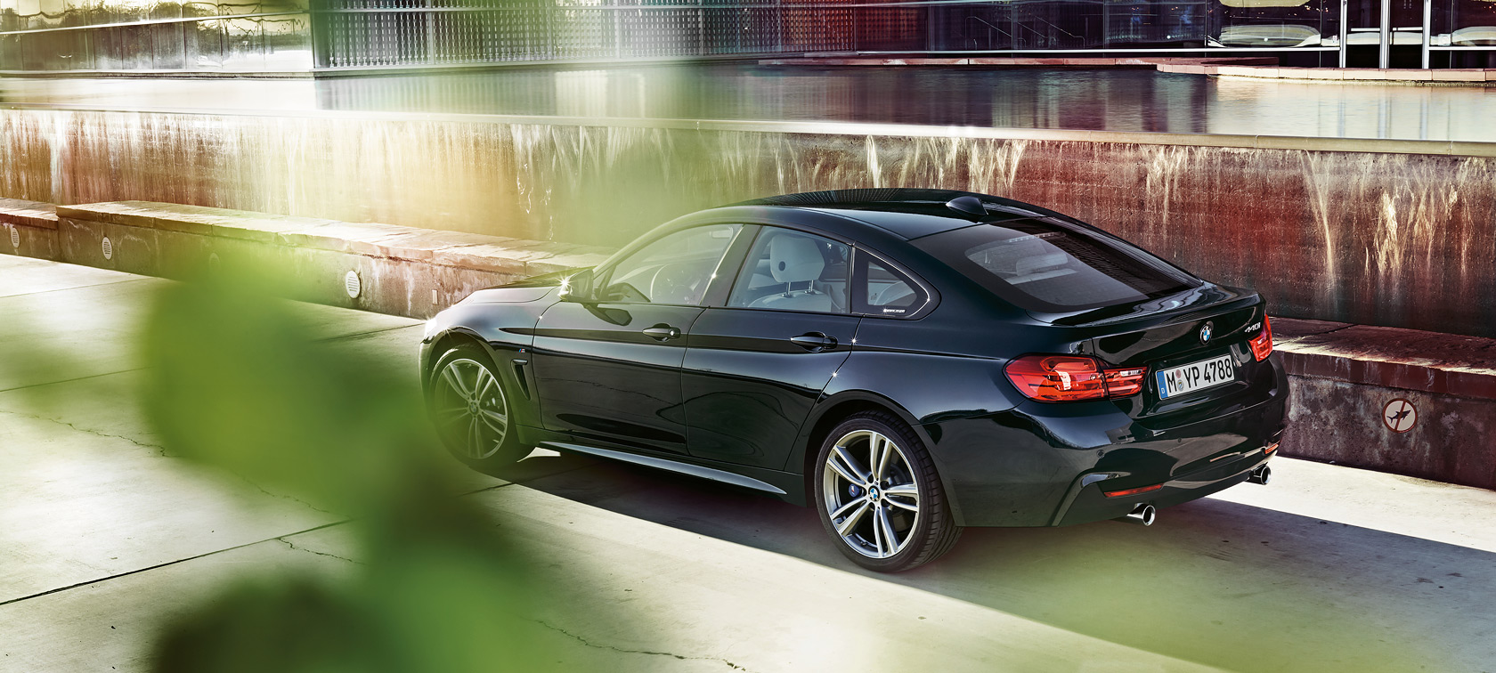 BMW 4 Series Gran Coupe At A Glance