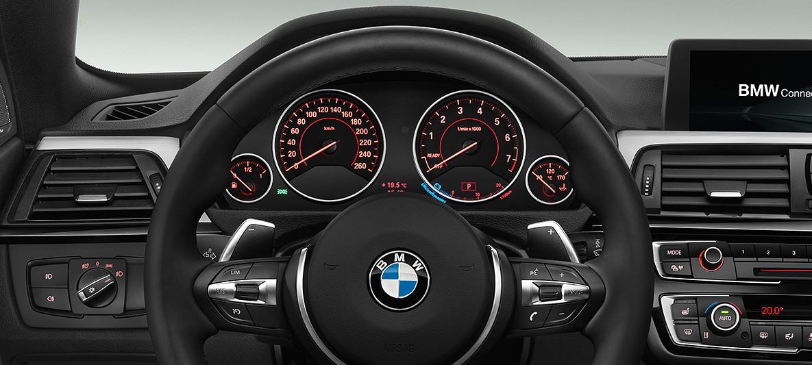 BMW 4 Series Gran Coupe Interior Design