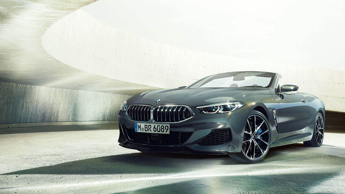 The 8 Convertible Bmw Convertible Luxury Class