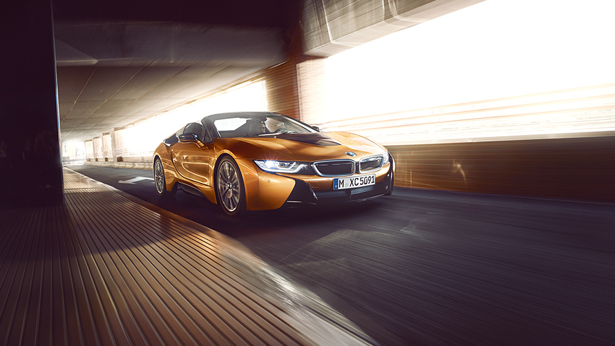 Bmw I8 Roadster Images Videos Bmw South Africa