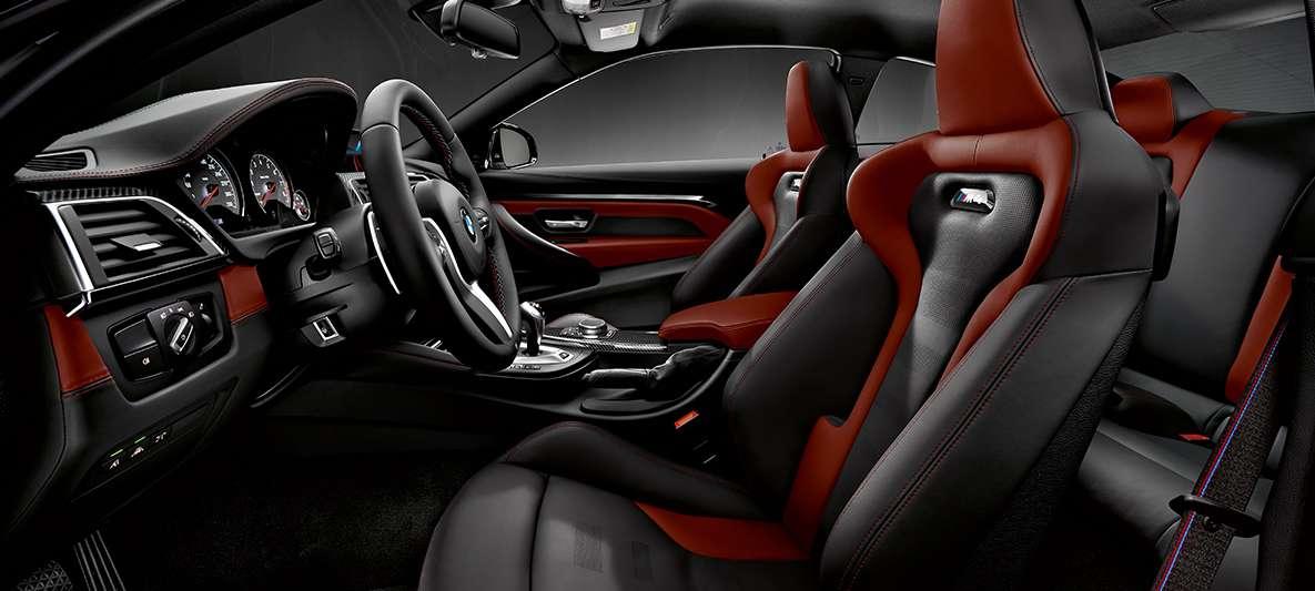 BMW M4 Coupé: Driving Dynamics | BMW South Africa