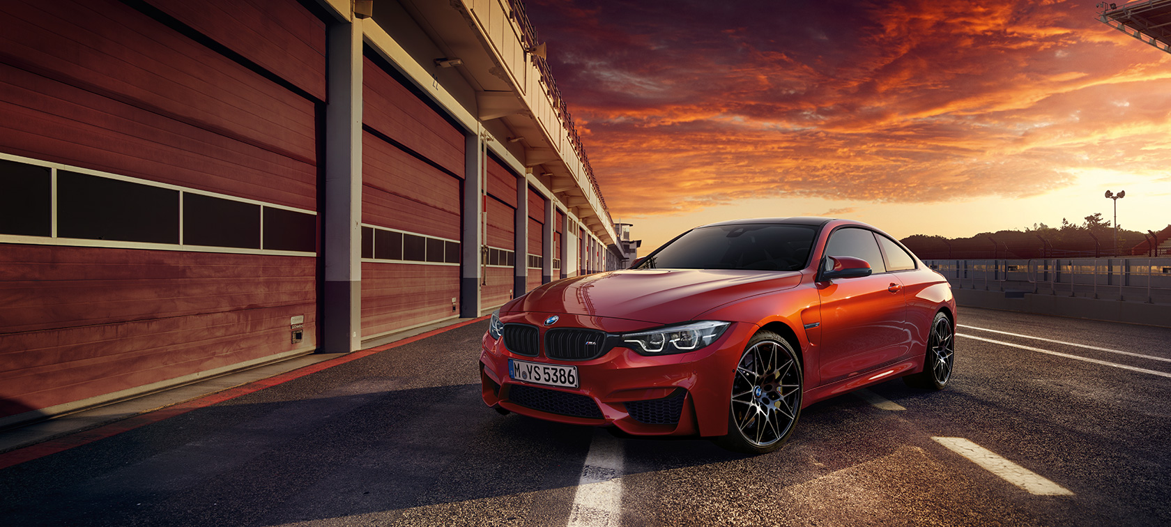 THE M4: details, engines, equipment | BMW South Africa