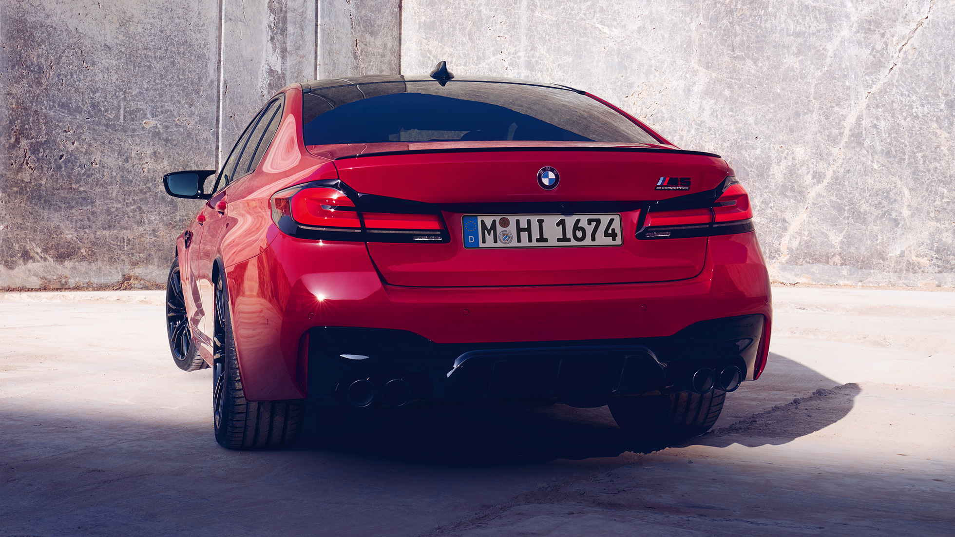 The M5 Bmw 5 Series Sedan M Automobiles Highlights Bmw South Africa