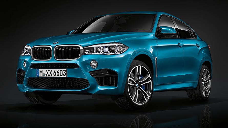 Bmw X6 M Design Bmw South Africa