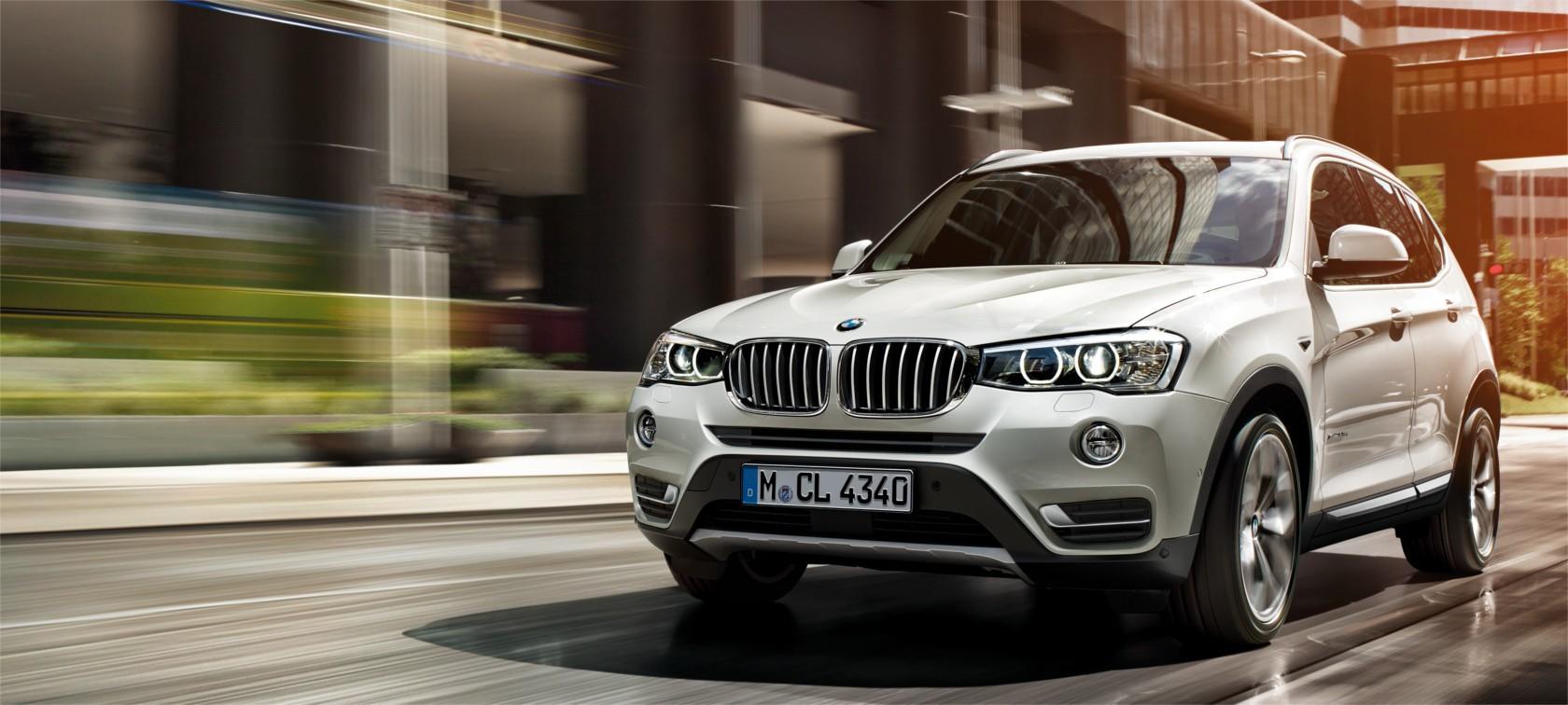 BMW X At A Glance - Bmw 3x price