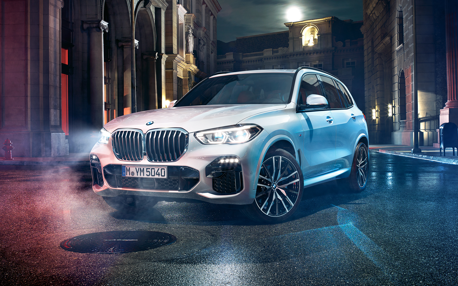 BMW X5: SUV with BMW xDrive   BMW South Africa