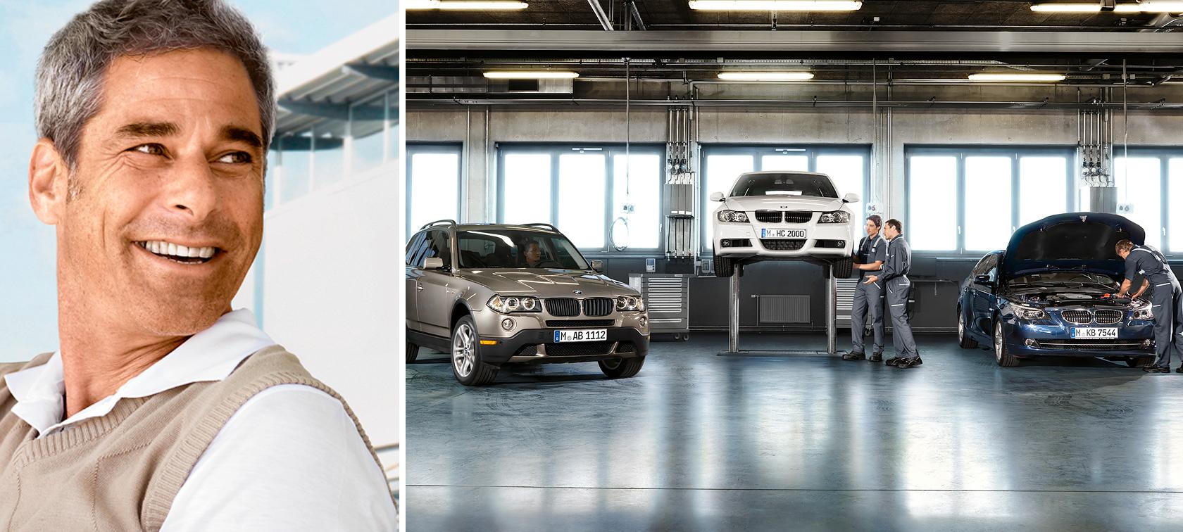 BMW Post-Motorplan   Car maintenance   BMW Services