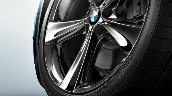 bmw tyres overview