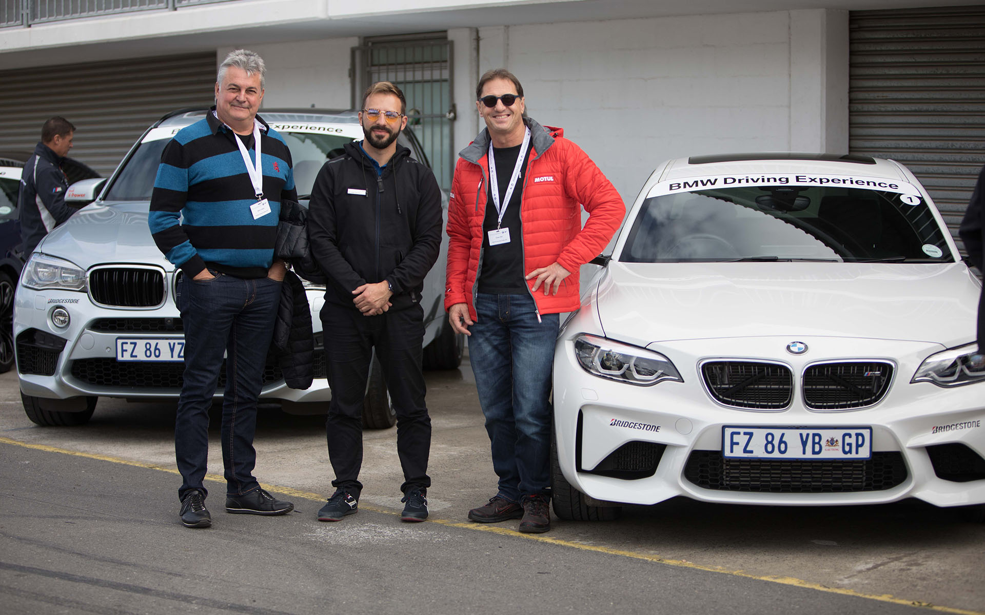 M Track Day Cape Town