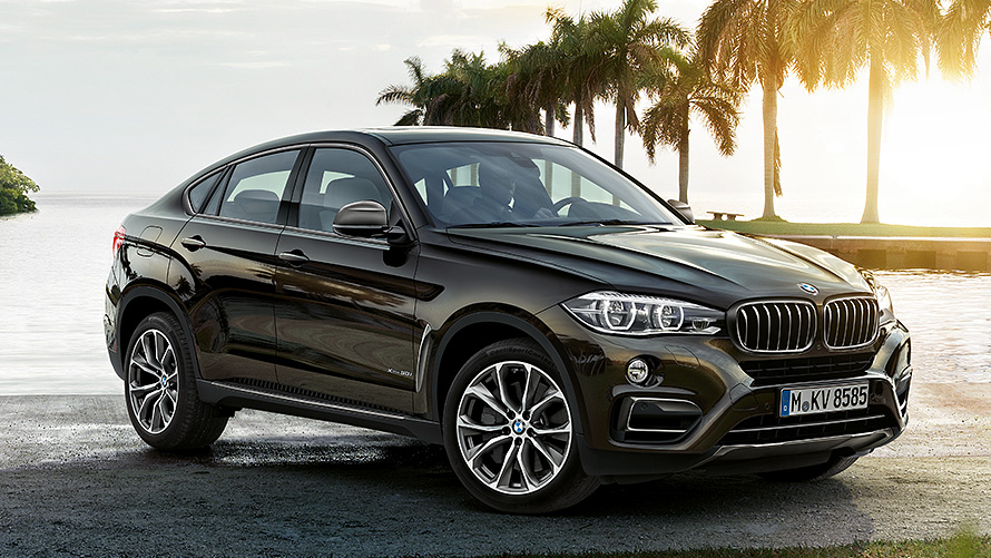 Bmw X6 Price List Brochure Bmw South Africa