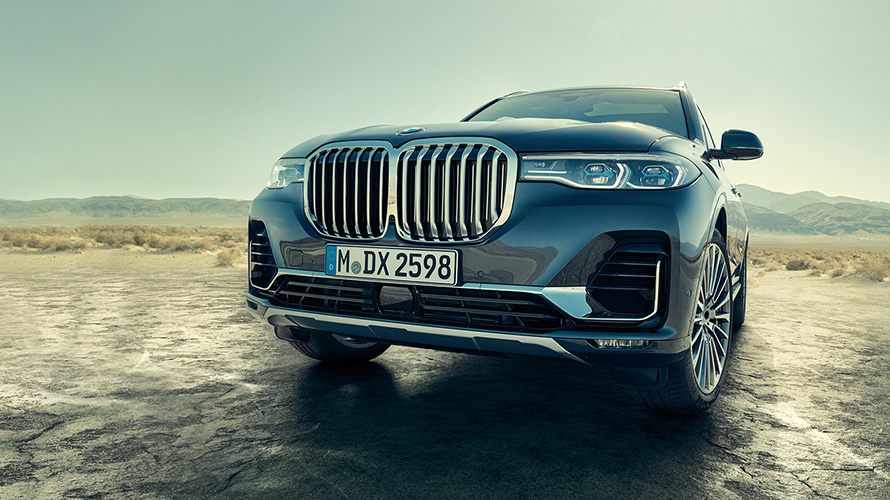 Bmw X7 Price List And Brochure Bmw South Africa