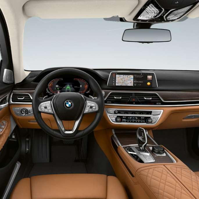 BMW 7 Series Sedan with Exterior Design Pure Excellence Interior
